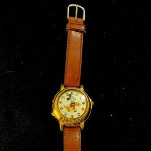 Disney Lotus Musical watch